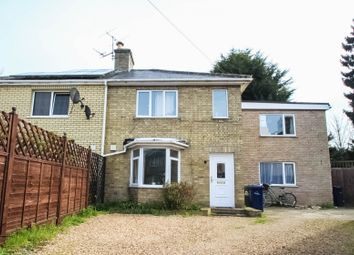 Thumbnail 6 bed shared accommodation to rent in Laburnum Close, Cambridge