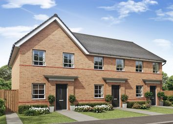 "Thumbnail 2 bed semi-detached house for sale in ""Richmond"" at Tregwilym Road, Rogerstone, Newport"