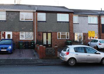 Thumbnail 3 bedroom terraced house for sale in Gospel Oak Road, Ocker Hill, Tipton