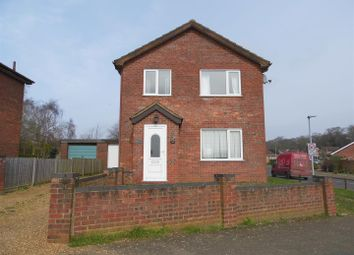 Thumbnail 3 bed detached house for sale in Reffley Lane, King's Lynn