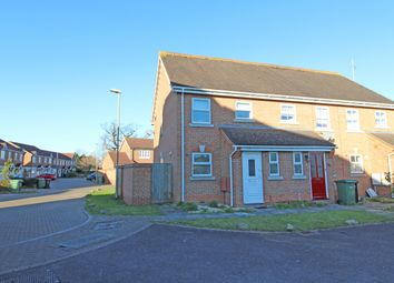 Thumbnail 2 bed end terrace house for sale in Swarbourne Close, Didcot, Oxfordshire