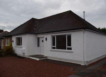 Thumbnail 2 bed semi-detached bungalow for sale in Hardthorn Avenue, Dumfries
