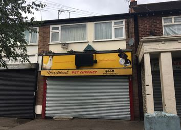 Thumbnail Retail premises for sale in Hazelwood Road, Stockport