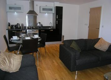 Thumbnail 1 bedroom flat to rent in Gateway East, Marsh Lane, Leeds