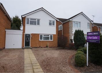 Thumbnail 3 bed link-detached house for sale in Bankfield Drive, Leamington Spa