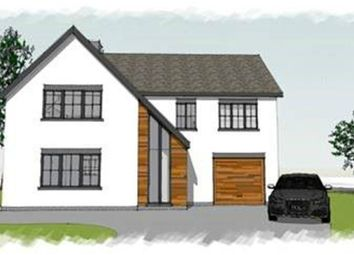Thumbnail 4 bed detached house for sale in (Dwelling H) Cae'r Bont, Nebo, Llanon, Ceredigion