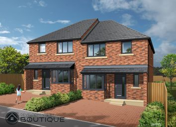 3 bed semi-detached house for sale in 46 Wilkinson Road, Elsecar, Barnsley S74