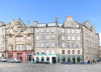 Thumbnail 2 bedroom flat for sale in 112A/12 West Bow, Edinburgh