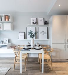 Thumbnail 1 bed flat for sale in Hersham Road, Hersham, Walton-On-Thames