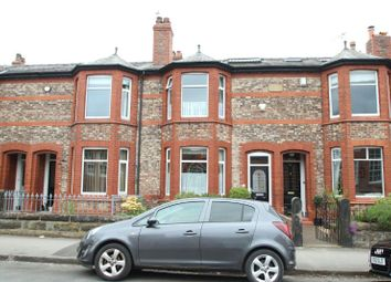 Thumbnail 3 bed terraced house for sale in Cedar Road, Hale, Altrincham