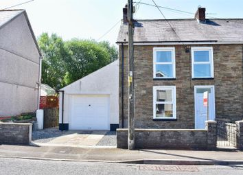 3 bed end terrace house for sale in Cwmamman Road, Garnant, Ammanford SA18
