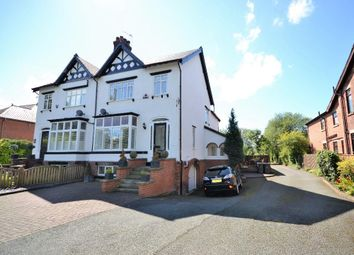 Thumbnail 3 bed semi-detached house for sale in The Common, Parbold
