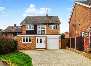 3 bed detached house for sale in Mentmore Crescent, Dunstable LU6