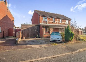 Thumbnail 1 bedroom semi-detached house for sale in Freesia Way, Yaxley, Peterborough
