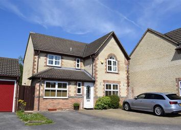 Thumbnail 4 bed detached house for sale in Webbington Road, Pewsham, Chippenham, Wiltshire