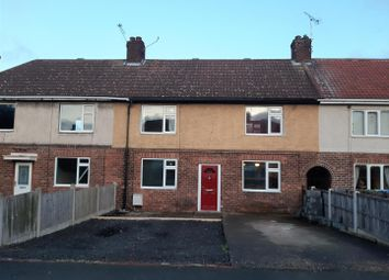 3 bed terraced house for sale in Cross Street, Langold, Worksop S81