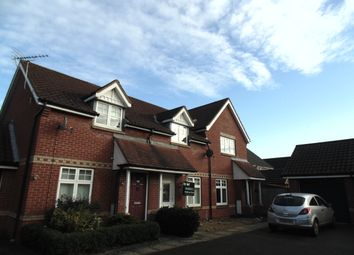 Thumbnail 2 bed town house to rent in Brancaster Close, Norwich