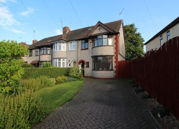 Thumbnail 4 bedroom terraced house for sale in Vicarage Lane, Ash Green, Coventry