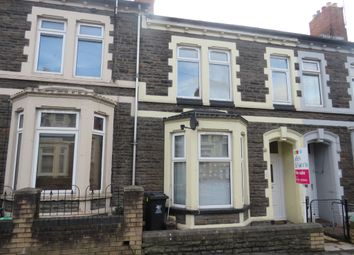 Thumbnail 3 bedroom terraced house for sale in Beresford Road, Roath, Cardiff