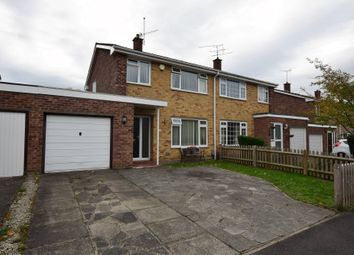 Thumbnail 3 bedroom semi-detached house for sale in Pennine Way, Farnborough