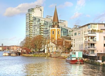 Thumbnail 1 bed houseboat for sale in Battersea Church Road, Battersea