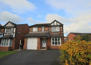 Thumbnail 4 bed detached house for sale in Rosewood, Cottam, Preston