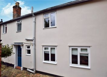 Thumbnail 2 bed terraced house for sale in North Street, Sudbury, Suffolk