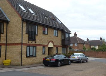 Thumbnail 1 bed flat to rent in Phorpres Court, Fletton, Peterborough