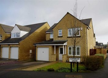 Thumbnail 4 bed detached house for sale in Hornbeam Grove, Northowram, Halifax