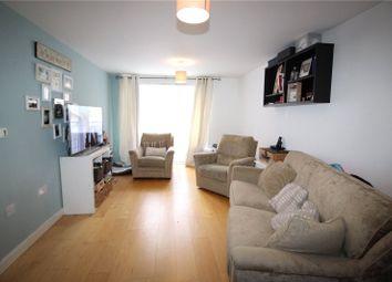 Thumbnail 2 bed flat for sale in Phoenix Court, Black Eagle Drive, Northfleet, Gravesend