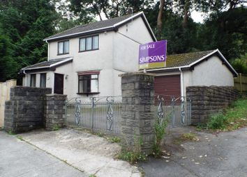 Thumbnail 4 bed detached house for sale in Mumbles Road, Mumbles, Swansea