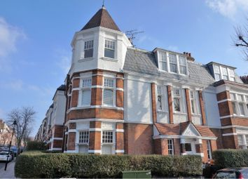 Thumbnail 2 bed flat for sale in Glenmore Road, Belsize Park