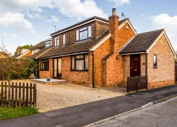 Thumbnail 3 bed semi-detached house for sale in Worminghall Road, Ickford, Aylesbury