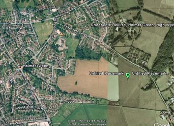 Thumbnail Land for sale in Sheepcote Dell Road, Holmer Green, Amersham, Bucks