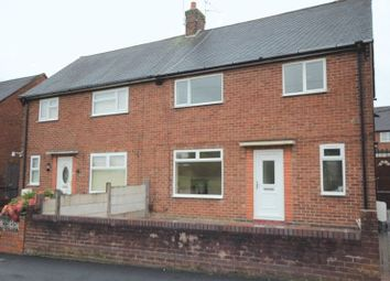Thumbnail 3 bedroom semi-detached house to rent in Cheviot Close, Newcastle-Under-Lyme