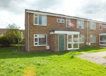 Thumbnail 1 bedroom flat to rent in Davis Close, Little Paxton, St. Neots
