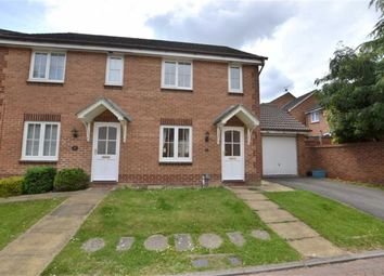 Thumbnail 3 bed semi-detached house for sale in Foyle Close, Stevenage, Herts