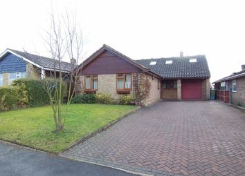 Thumbnail 4 bed detached bungalow to rent in Greenways, Bow Brickhill, Milton Keynes
