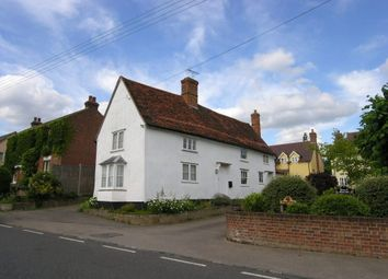 Thumbnail 2 bed detached house to rent in Mill House Cottages, High Street, Saffron Walden