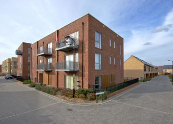 Thumbnail 2 bed flat for sale in Kestral Rise, Trumpington, Cambridge