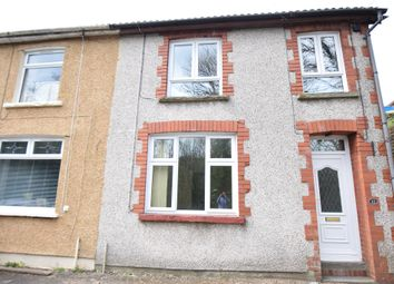 Thumbnail 2 bed end terrace house for sale in King Charles Road, Newbridge, Newport