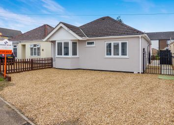 Thumbnail 3 bed detached bungalow for sale in Norwood Road, March, Cambridgeshire.