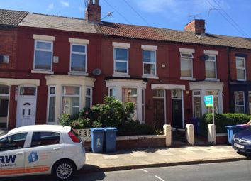 Thumbnail 3 bedroom terraced house to rent in Langton Road, Wavertree, Liverpool, Merseyside