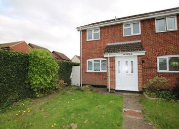 Thumbnail 3 bed end terrace house to rent in High Street, Attleborough