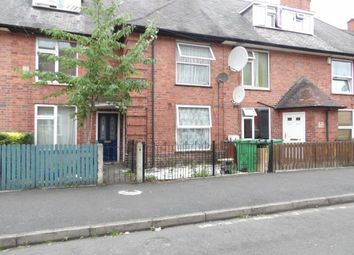 Thumbnail 3 bed terraced house for sale in Beauvale Road, Meadows, Nottingham, Nottinghamshire