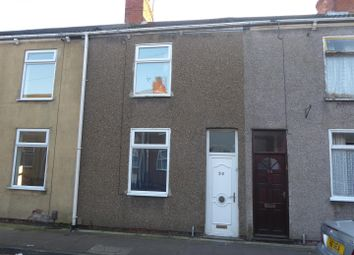 3 bed terraced house for sale in 56 Harold Street, Grimsby, N.E. Lincs DN32