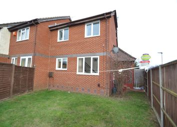 Thumbnail 1 bed terraced house to rent in Ambleside Drive, Feltham