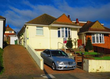 Thumbnail 3 bed detached bungalow for sale in Park Close, Brighton