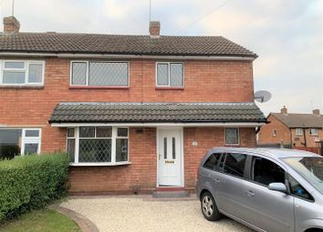 Thumbnail 3 bed semi-detached house to rent in Cedar Crescent, Brereton, Rugeley