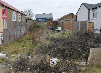 Thumbnail Land for sale in 22 Hillman Avenue, Jaywick, Clacton-On-Sea, Essex